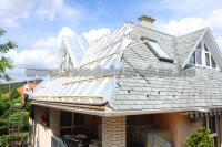 Zsindely felújítás - vápák kialakítása