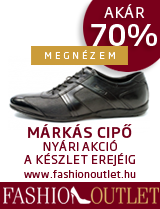 Fashion Outlet cipőáruház