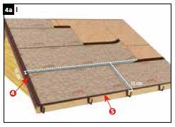 zsindely felrakás, Armourbase Stick öntapadós alátétlemez