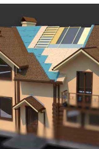 zsindely tető szerkezeti kép